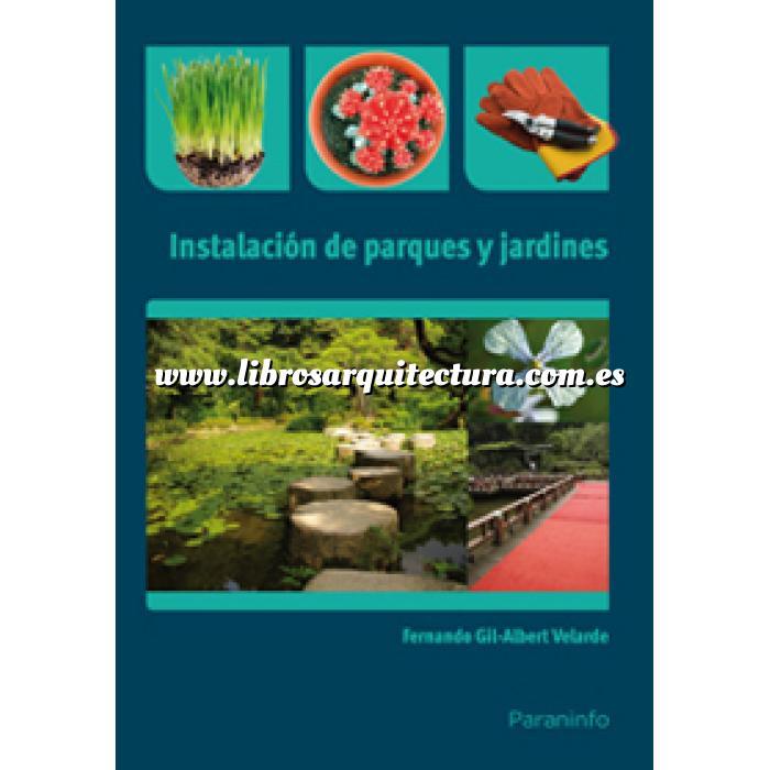 Libros arquitectura tienda online jardines paisajismo for Diseno de parques y jardines