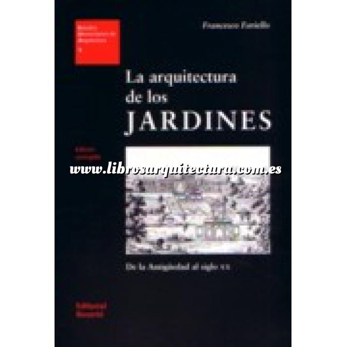 Libros arquitectura tienda online jardines paisajismo for Libros de jardineria y paisajismo