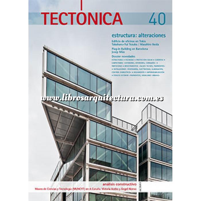 Libros arquitectura tienda online revistas tect nica for Revistas de arquitectura online
